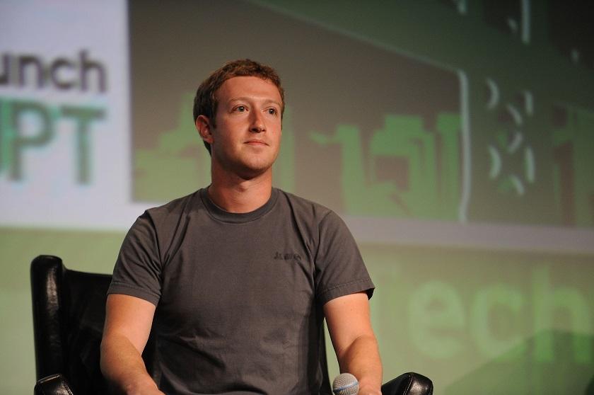 Facebook CEO Mark Zuckerberg principles to success