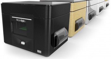 The photorealistic 3D printer available for $5,995, brings full bright colors to desktop 3D printing