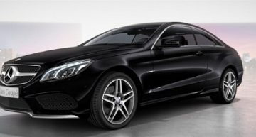 Mercedes-Benz E-Class Coupe assures to enhance the Luxury Car experience
