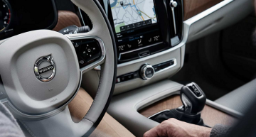 Microsoft and Volvo Collaborate To Bring Skype, Cortana In High-End Cars