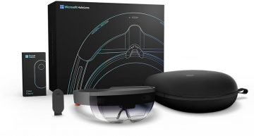 Microsoft HoloLens is an Open Source, New Wave Mixed Reality Technology