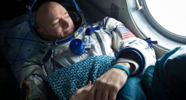 'Earth from Space', brought to you by NASA Astronaut Scott Kelly