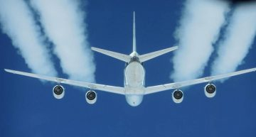 NASA Studies that Biofuels can Reduce Jet Pollution by 70 Percent