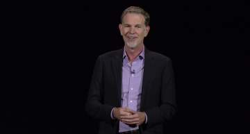 """Putting consumers across the world in the driver's seat: how, when&where they watch."" – Reed Hastings."
