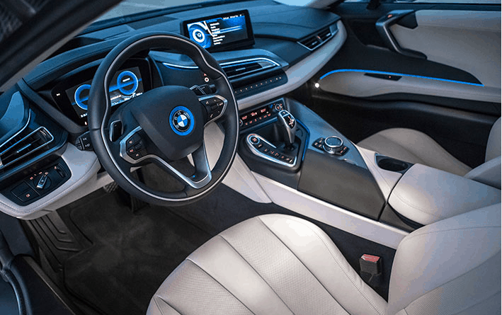 Brand New Bmw I8 Receives A Mid Cycle Facelift Industry Leaders