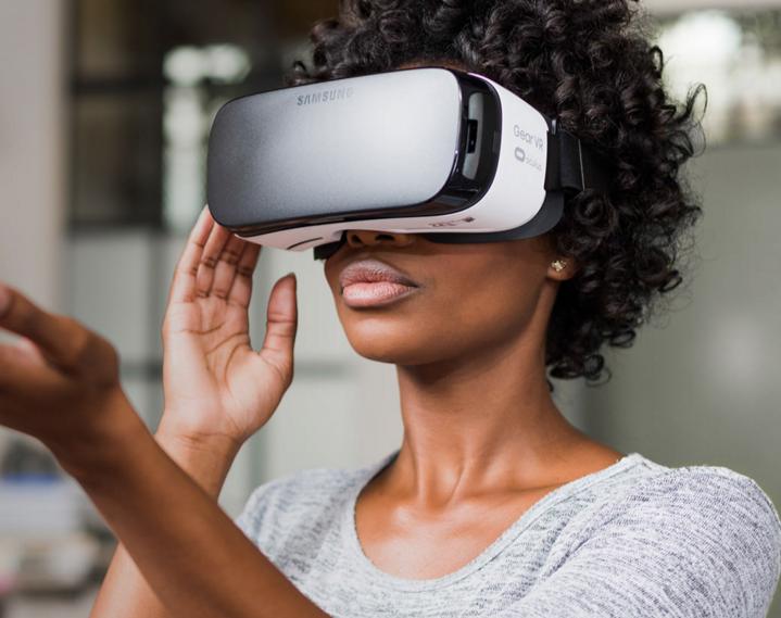 Oculus Rift VR Gear