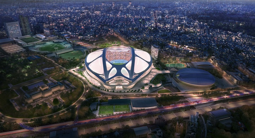 innovations at the olympics in Tokyo