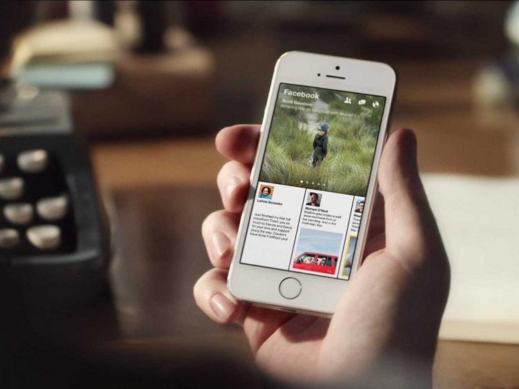 Paper App Facebook