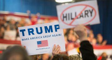 Political Frontier: When Politics Meets Technology