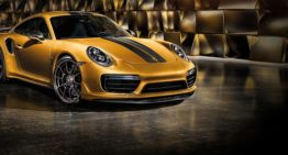 Porsche 911 Exudes Power but in a Limited Quantity