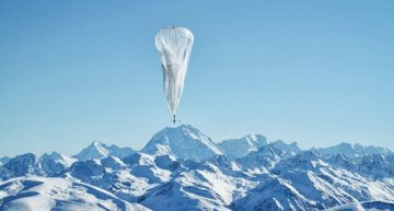 Google in Legal Trouble, Accused of Stealing Project Loon Idea