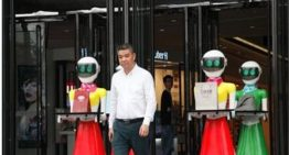 Why Shop With Humans When You Have Humanoid Robots as Helping Maids?