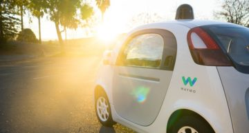 Waymo's Self-Driving Truck Already in the Testing Stage
