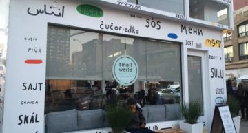 Small World: Google Opens A Restaurant But Only For 4 Days