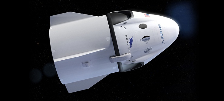 SpaceX private moon mission