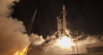 SpaceX team Successfully carries out Revolutionary Rocket Launch