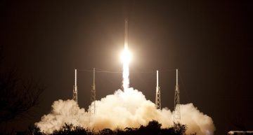 SpaceX Picks Texas for World's First Commercial Rocket-Launch Facility