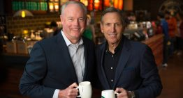 Howard Schultz Steps Down As Starbucks CEO, COO Kevin Johnson To Replace Him
