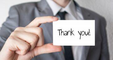 Successful Entrepreneurs' Mantra: Practice Gratitude Daily