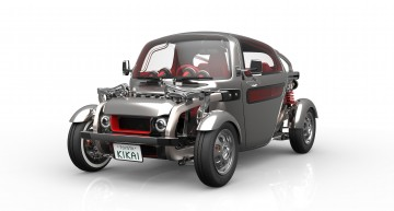 Japanese car manufacturers embrace the odd streak wit Toyota Kikai taht was unveiled at CES 2016