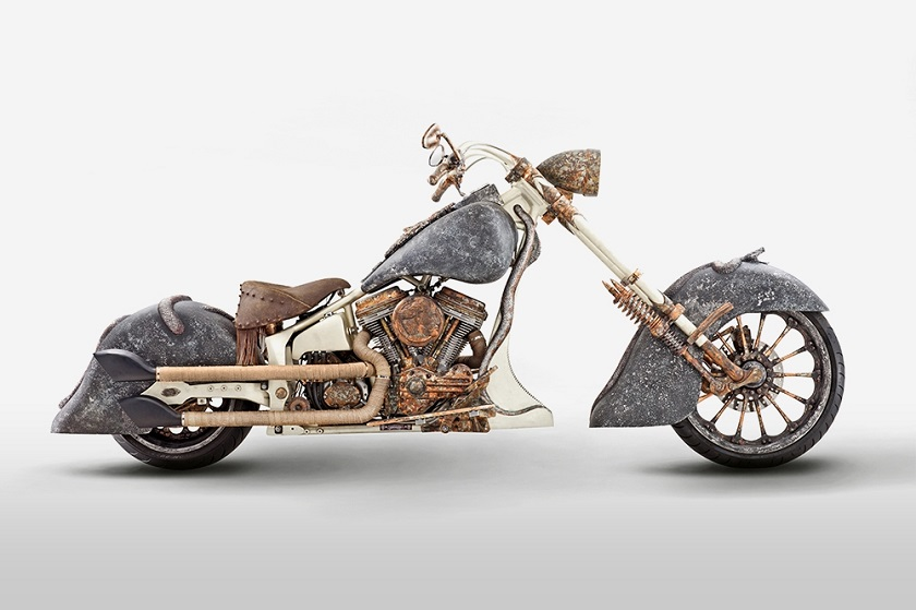 Tarhan Telli Chopper Most expensive motorcycles