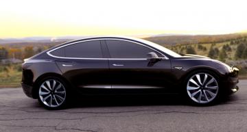Tesla Model 3 Pre-Orders Reach 278,000 in Just Three Days