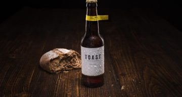 Toast Pale Ale's 'Bread Beer' is the best thing to begin with in London