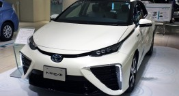 Toyota Forms Data-Centric Company 'Toyota Connected' to Develop Smarter Cars