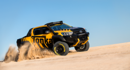 Indulge in Off-Roading in Style with the Toyota HiLux Tonka