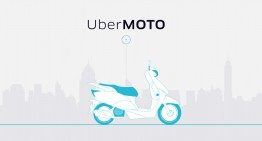 UberMOTO: A motorcycle-sharing service by Uber launches in Thailand