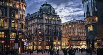 Joie de Vivre: The Endless Charm of Vienna City