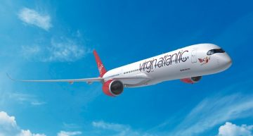 Virgin Atlantic Produces Green Jet Fuel, Will Reduce 65% Carbon Emission