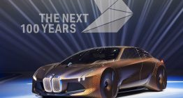 BMW VISION NEXT 100: The Car of the Future