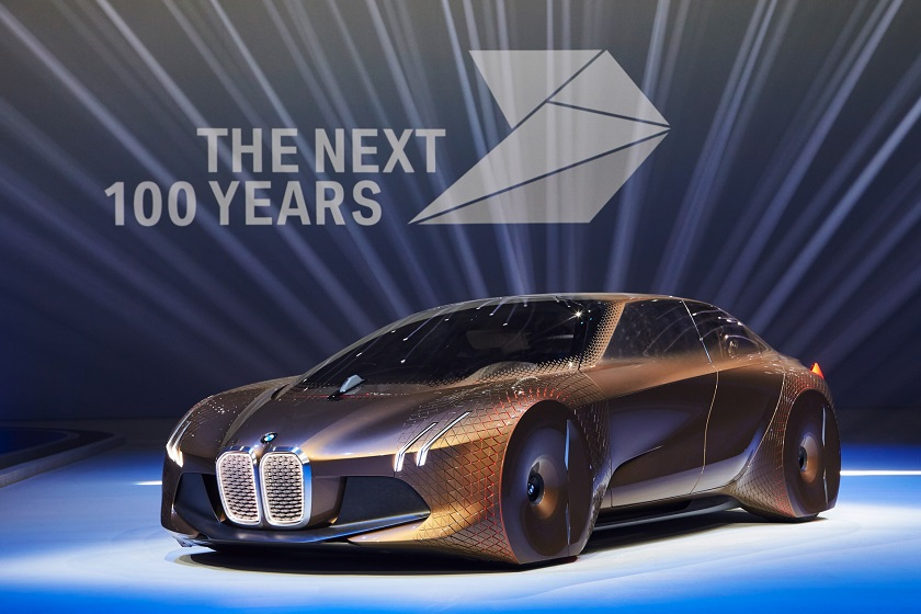 Vision 100 BMW