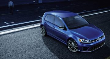 Volkswagen Golf R all set to Unleash its Power on the Road