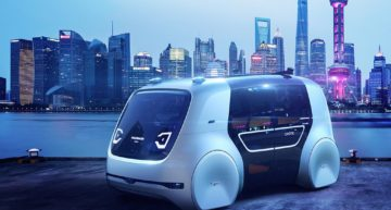 Volkswagen Sedric Lines Up for the Future Forward Driverless Technology