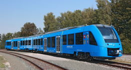 World's First Zero-emissions Hydrogen Train takes its Foremost Trip in Germany