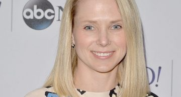 'Yahoo' For CEO Marissa Mayer