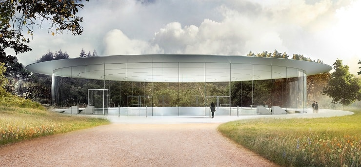 apple park theater