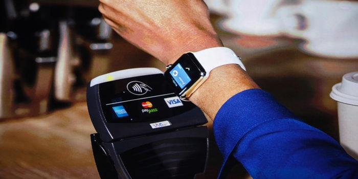 apple pay service rises over 450 percent 1