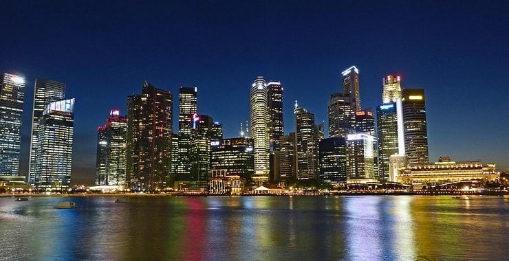 asia smart city