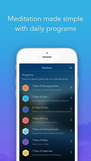calm best meditation apps 2017