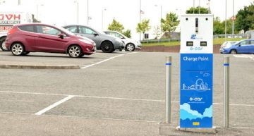 ChargePoint Raises $82 Million for e-Mobility in Europe