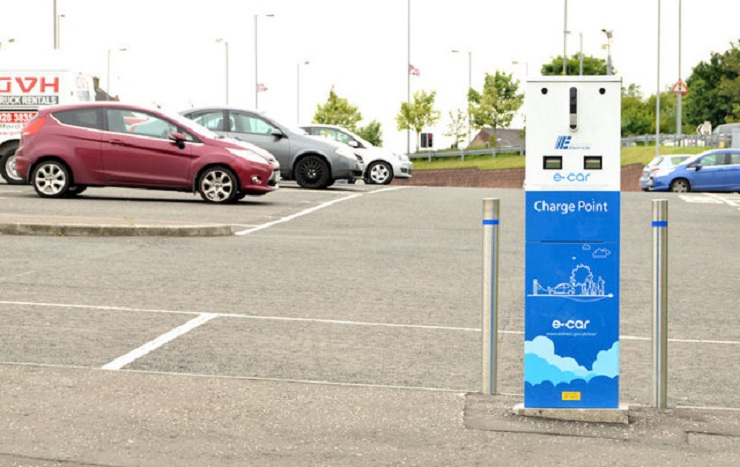 ChargePoint station