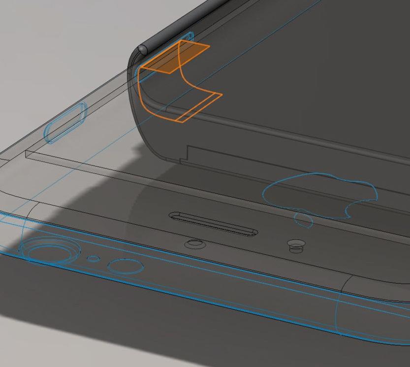 iPhone Cover design
