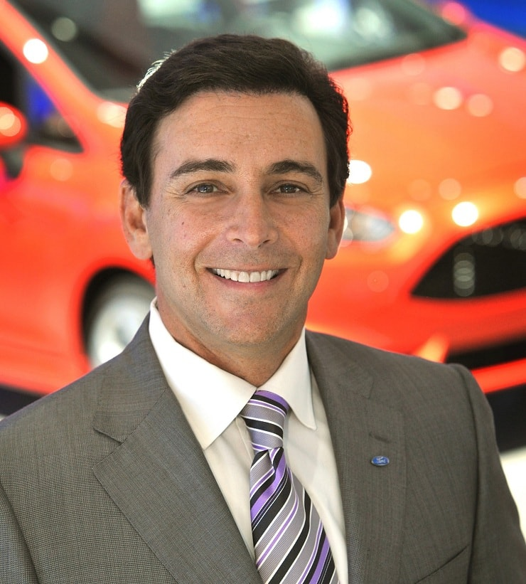 jim hackett ford's new ceo replaces mark fields