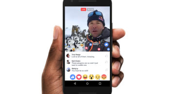 Facebook Expands Live Video Tool with New Features