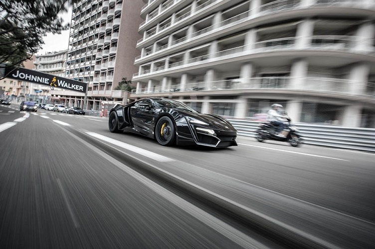 lykan hypersport world's most expensive cars