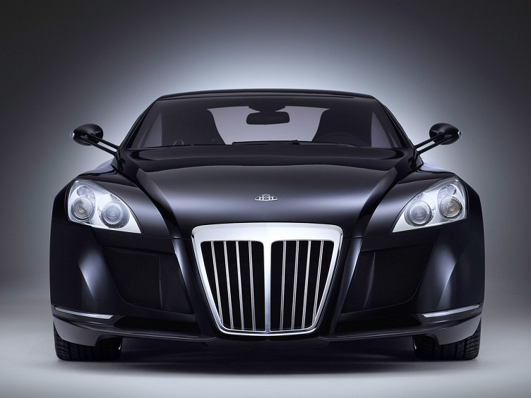 Maybach Exelero World's Most Expensive Cars