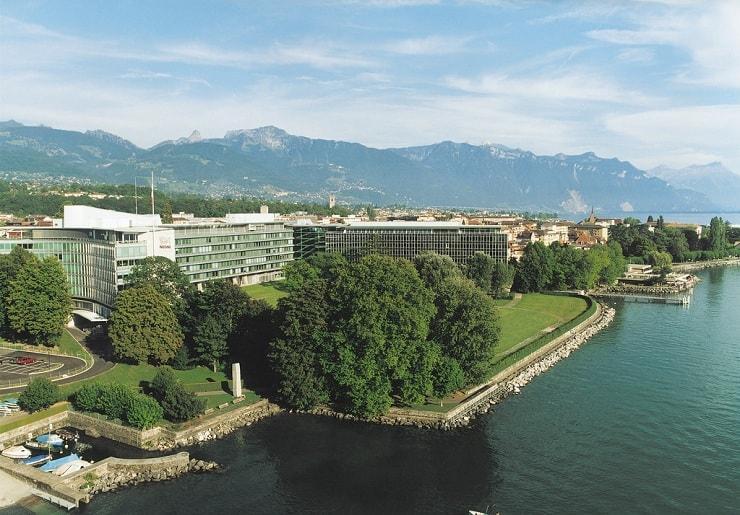 nestle headquarters vevey switzerland